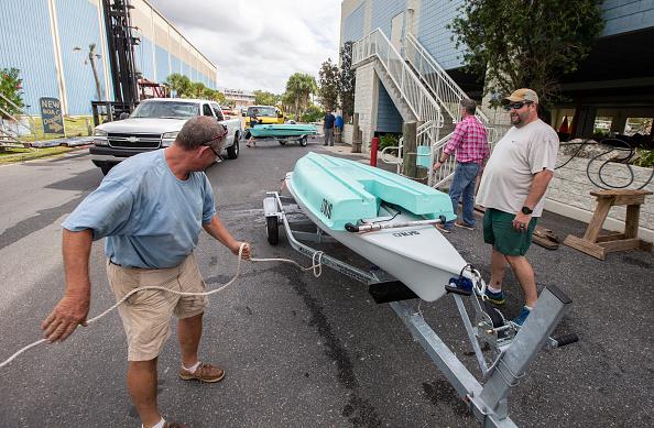 Tallahassee「Florida Panhandle Region Residents Prepare For Hurricane Michael」:写真・画像(7)[壁紙.com]