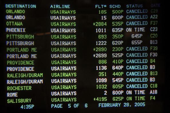 Arrival「Storm Delays Northeast Flights」:写真・画像(18)[壁紙.com]