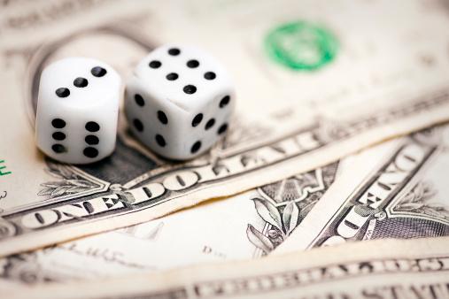 Economic fortune「ギャンブル、ドル」:スマホ壁紙(2)