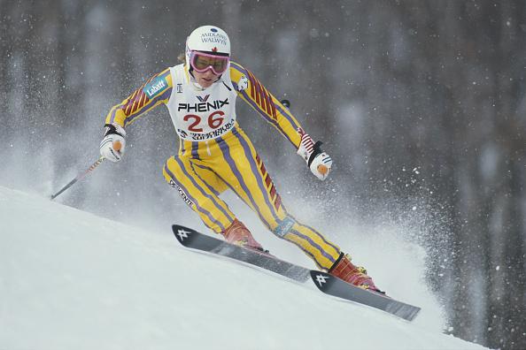FISアルペンスキー世界選手権の...