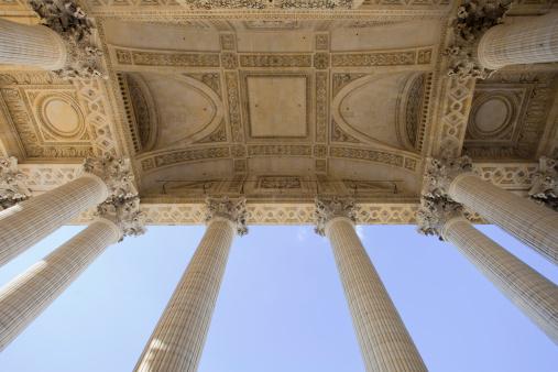 Architectural Feature「Paris, France」:スマホ壁紙(6)