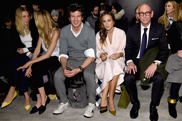 Larry Busacca「Tome - Front Row - Mercedes-Benz Fashion Week Fall 2015」:写真・画像(7)[壁紙.com]