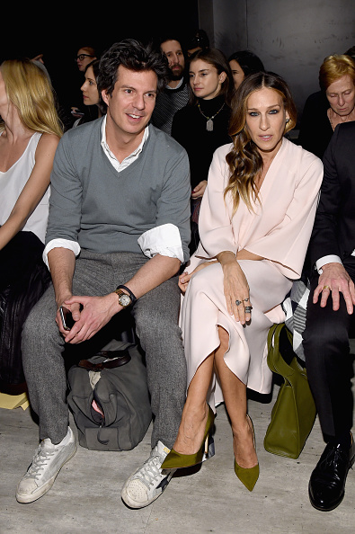 Larry Busacca「Tome - Front Row - Mercedes-Benz Fashion Week Fall 2015」:写真・画像(8)[壁紙.com]
