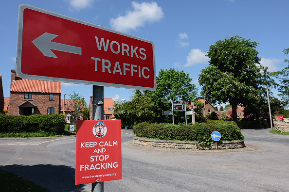 Shale「Application Approved To Frack Existing Gas Site In Ryedale」:写真・画像(5)[壁紙.com]