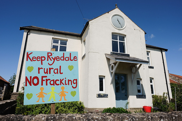 Shale「Application Approved To Frack Existing Gas Site In Ryedale」:写真・画像(4)[壁紙.com]