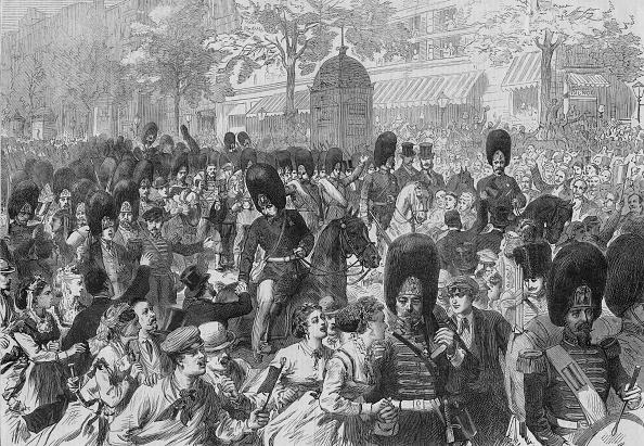 Boulevard「Franco Prussian War」:写真・画像(14)[壁紙.com]