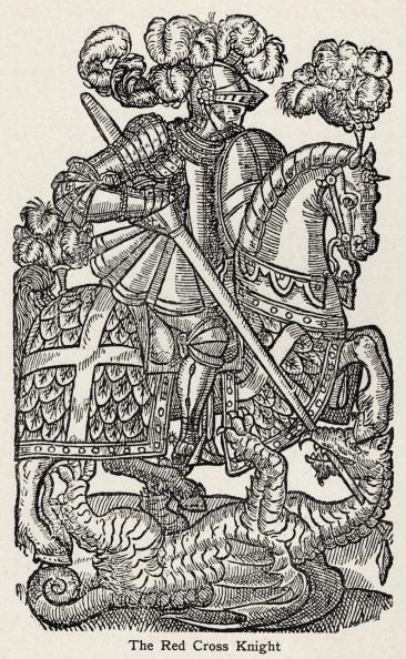 Culture Club「Edmund Spenser - English poet - 'The Fairy Queen' / 'The Faerie Queene' - illustration - 'The Red Cross Knight'」:写真・画像(7)[壁紙.com]