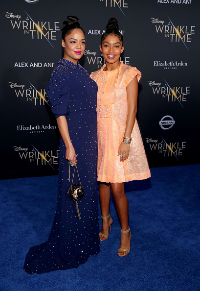 "A Wrinkle in Time「Premiere Of Disney's ""A Wrinkle In Time"" - Arrivals」:写真・画像(13)[壁紙.com]"