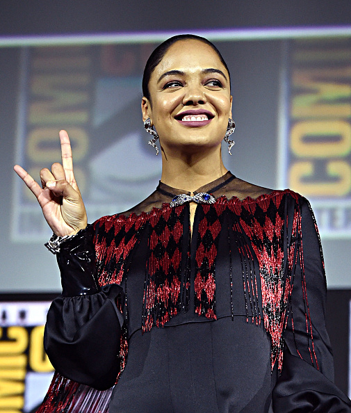 Comic con「Marvel Studios Hall H Panel」:写真・画像(3)[壁紙.com]