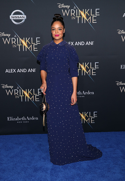 "A Wrinkle in Time「Premiere Of Disney's ""A Wrinkle In Time"" - Arrivals」:写真・画像(12)[壁紙.com]"