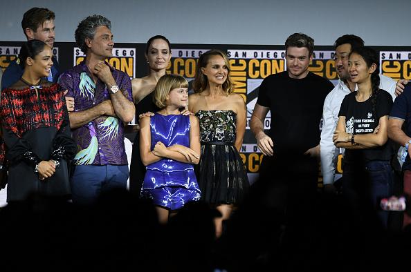 Comic con「2019 Comic-Con International - Marvel Studios Panel」:写真・画像(5)[壁紙.com]