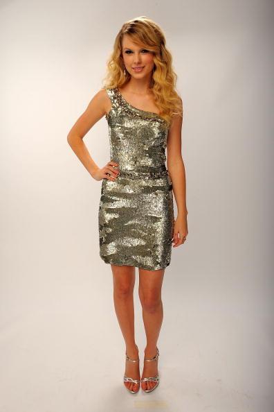 Metallic Dress「2008 American Music Awards - Portraits」:写真・画像(18)[壁紙.com]
