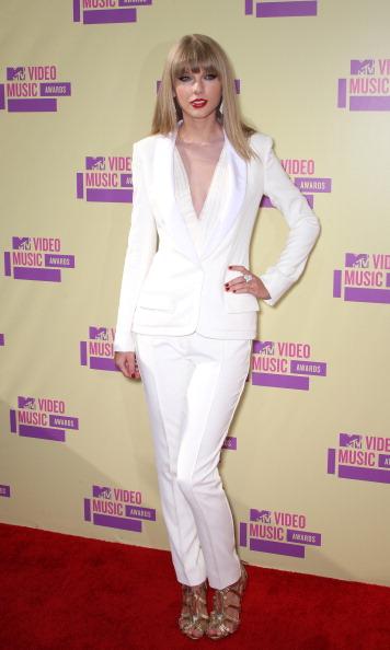 White Suit「2012 MTV Video Music Awards - Arrivals」:写真・画像(4)[壁紙.com]