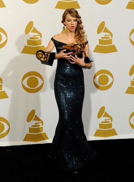 52nd Grammy Awards「The 52nd Annual GRAMMY Awards - Press Room」:写真・画像(6)[壁紙.com]