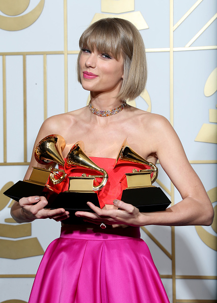 Grammy Awards「The 58th GRAMMY Awards - Press Room」:写真・画像(13)[壁紙.com]