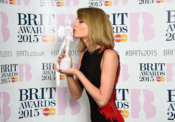 Winners' Room「BRIT Awards 2015 - Winners Room」:写真・画像(1)[壁紙.com]