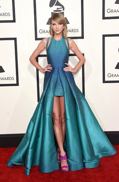 Evening Gown「57th GRAMMY Awards - Arrivals」:写真・画像(13)[壁紙.com]
