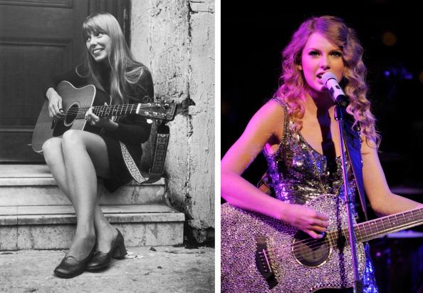 ギター「FILE PHOTO:  Taylor Swift In Talks To Play Joni Mitchell In Biopic Role」:写真・画像(2)[壁紙.com]