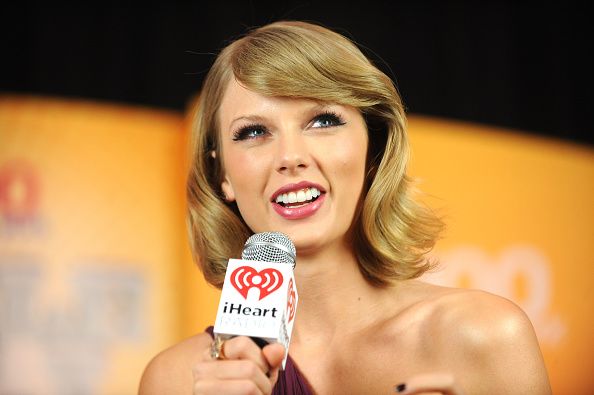 iHeartRadio「Z100's Jingle Ball 2014 Presented By Goldfish Puffs - Backstage」:写真・画像(11)[壁紙.com]