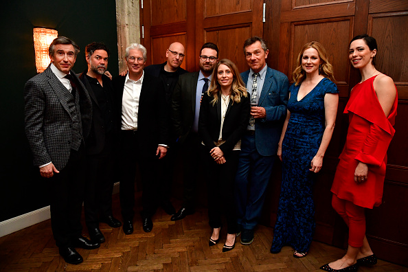 Eddie House「'The Dinner' - Drinks Reception With Grey Goos - 67th Berlinale International Film Festival」:写真・画像(6)[壁紙.com]
