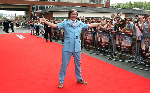 Alan  Partridge: Alpha Papa World Premiere Day & After Party:ニュース(壁紙.com)