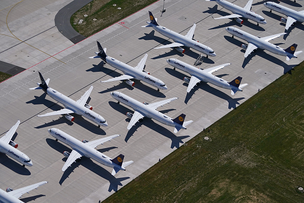 Mode of Transport「Airline Woes Continue During The Coronavirus Crisis」:写真・画像(9)[壁紙.com]