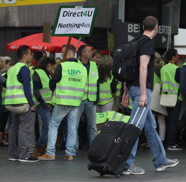 Passenger Cabin「Lufthansa Cabin Crew Strike Nationwide」:写真・画像(19)[壁紙.com]