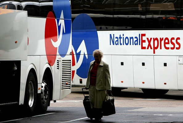 Bus「National Express To Run East Coast Rail Line」:写真・画像(0)[壁紙.com]