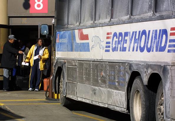 Wooden Post「Greyhound Bus Financial Burden」:写真・画像(1)[壁紙.com]