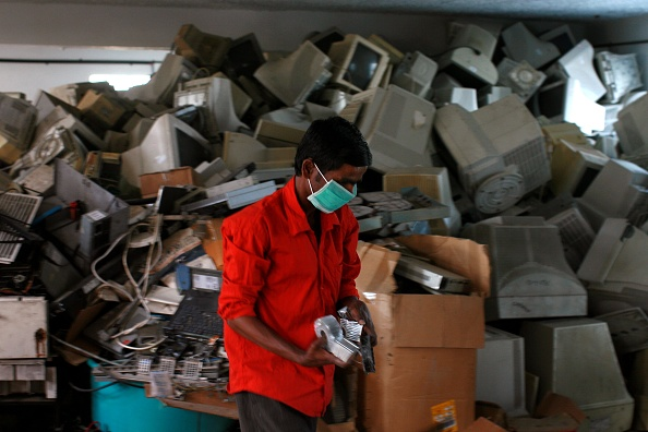 Electronics Industry「India Has Growing Problem Of Electronic Waste」:写真・画像(17)[壁紙.com]