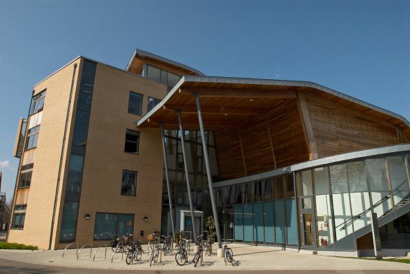 Rack「Faculty of Education Building, University of Cambridge, Cambridge, UK」:写真・画像(18)[壁紙.com]