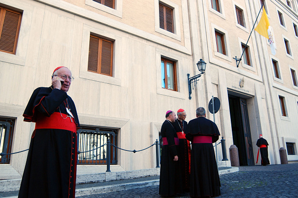 Franco Origlia「Pope Celebrates His 25th Anniversary」:写真・画像(6)[壁紙.com]