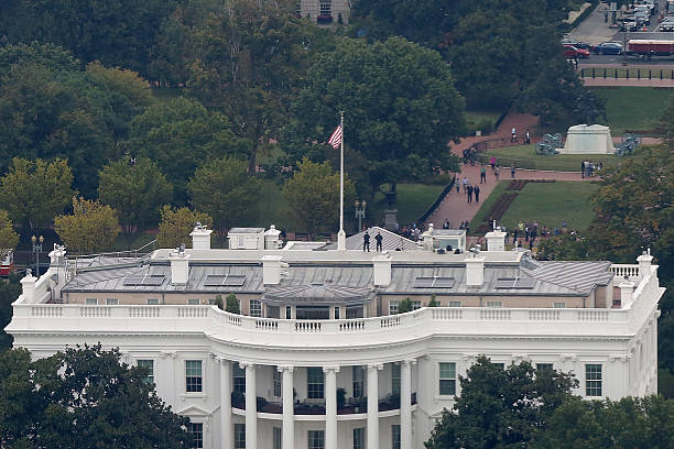 Secret Service Director Resigns Over Recent Security Breaches At The White House:ニュース(壁紙.com)