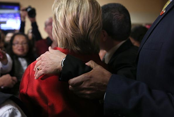 ネバダ州「Democratic Presidential Candidate Hillary Clinton Campaigns In Las Vegas」:写真・画像(19)[壁紙.com]