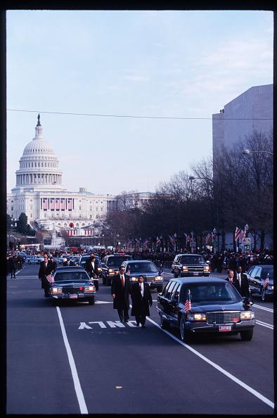 Motorcade「Inauguration Day For Bill Clinton」:写真・画像(16)[壁紙.com]