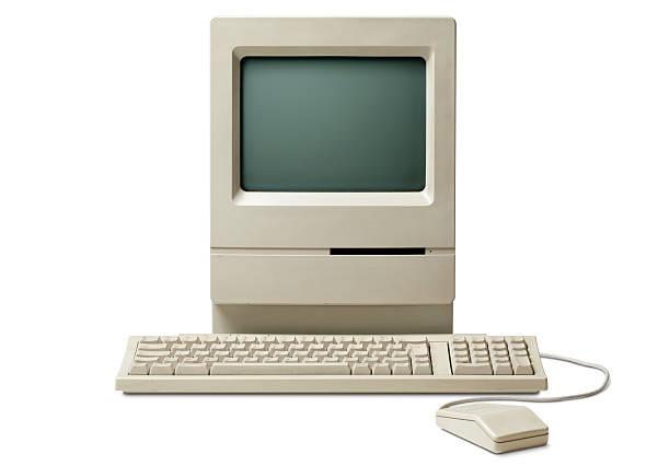 Old classic computer:スマホ壁紙(壁紙.com)
