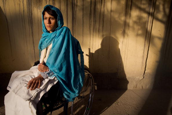 Kabul「Afg: Afghanistan's War Wounded Come To ICRC in Kabul」:写真・画像(15)[壁紙.com]