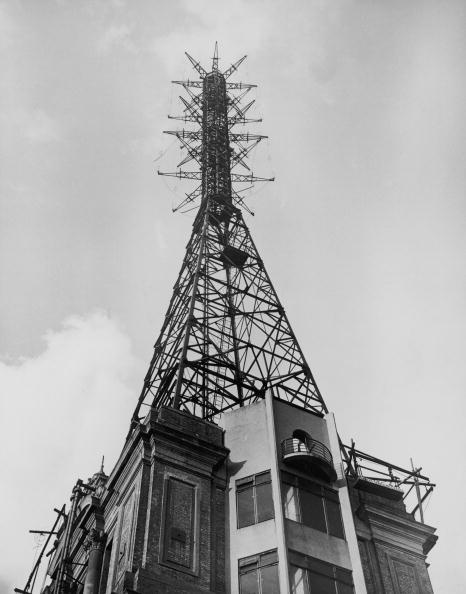 Alexandra Palace「Transmission Mast」:写真・画像(11)[壁紙.com]