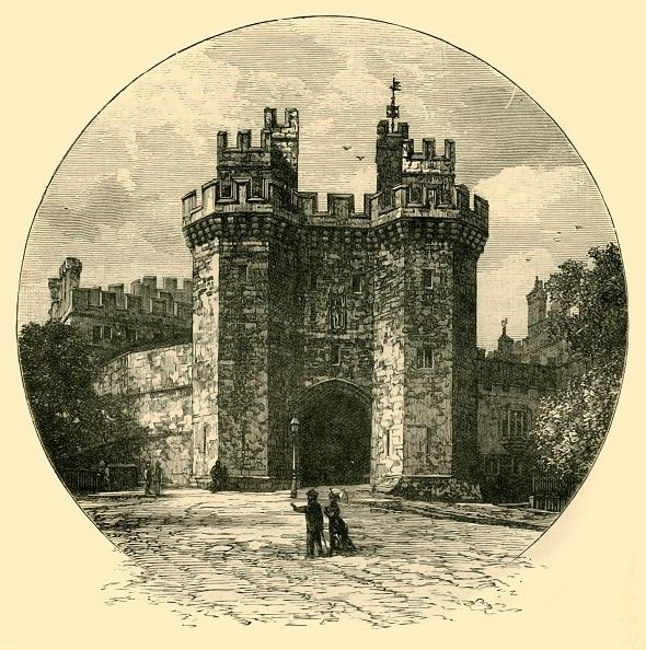 Recreational Pursuit「Gateway Of Lancaster Castle」:写真・画像(2)[壁紙.com]