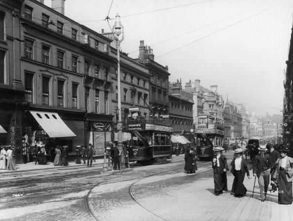 1900-1909「Lord Street」:写真・画像(1)[壁紙.com]