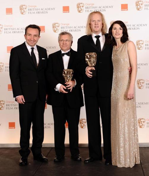 Eddie House「Orange British Academy Film Awards 2010 - Winners Boards」:写真・画像(4)[壁紙.com]