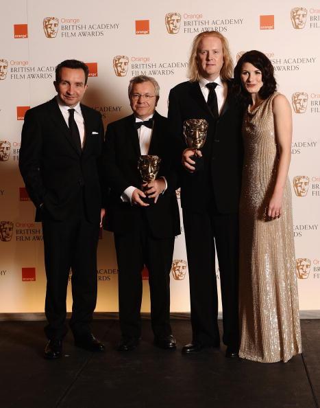 Eddie House「Orange British Academy Film Awards 2010 - Winners Boards」:写真・画像(3)[壁紙.com]