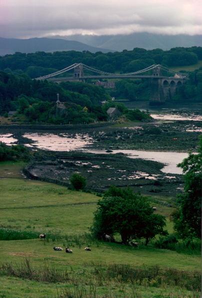 Tim Graham「Menai Bridge & Menai Straits, Anglesey」:写真・画像(16)[壁紙.com]