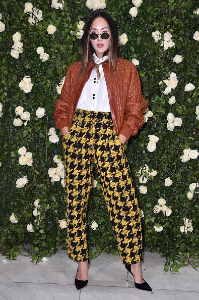Black Color「Balmain : Arrivals - Paris Fashion Week Womenswear Spring/Summer 2018」:写真・画像(0)[壁紙.com]