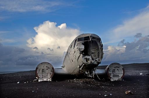 Airplane Crash「Solheimasandur Plane Crash」:スマホ壁紙(10)
