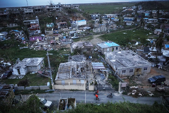 2017 Hurricane Maria「Puerto Rico Faces Extensive Damage After Hurricane Maria」:写真・画像(2)[壁紙.com]
