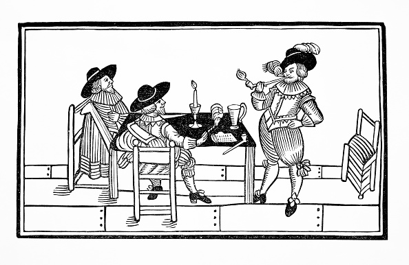 17th Century「Vintners In An Ale House 1642」:写真・画像(0)[壁紙.com]
