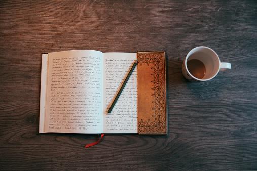 文字「コーヒーコーヒーブレイク」:スマホ壁紙(2)