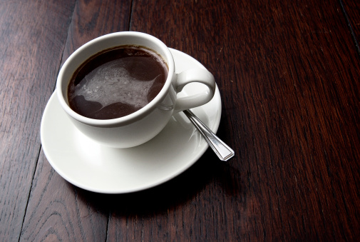 ソーサー「コーヒーコーヒーブレイク」:スマホ壁紙(16)