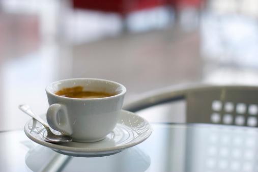 ソーサー「コーヒーコーヒーブレイク」:スマホ壁紙(5)